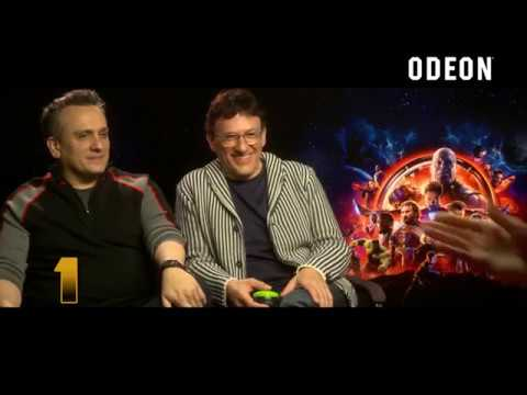 Which Russo Brother knows more about Avengers Infinity War? | ODEON