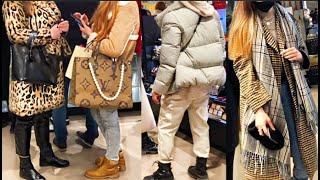 Россиянки одеты безвкусно И это называется стрит стайл Как приоделись модницы Петербурга весной