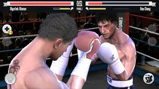 Real Boxing Как Иргает 2