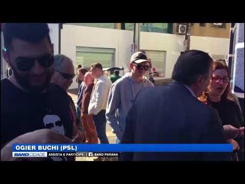 Eleições 2018 - Confira a agenda dos candidatos ao Governo do PR 10/09/2018| TV BAND