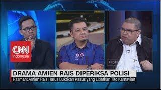 TKN Jokowi-Ma'ruf: Amien Rais Merasa Dikriminalisasi, Kriminalisasi yang Mana?