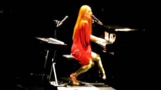 Tori Amos - The Power of Orange Knickers live - Zürich 14.7.2010