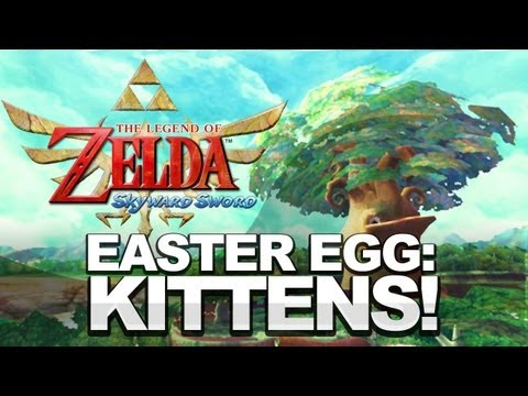 How to Find a Bunch of Easter Eggs for The Legend of Zelda