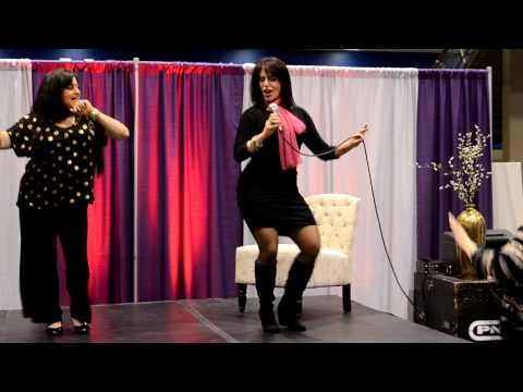Shake Your Jello - Chat With Women - Advice For Women - Northwest Women's Show 2013