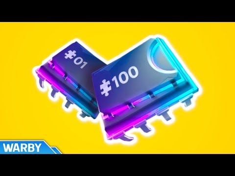 All Fortbyte Locations #1-100 | *ALL IN 1 VIDEO* - Fortnite Battle Royale