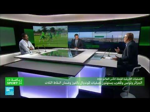...كأس العالم 2022: الجزائر وتونس والمغرب يستهلون التصفيا