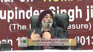 Humanity - 4/5 - Gurbani Shabad Vichar Katha on Zee Punjabi - 1/5/13
