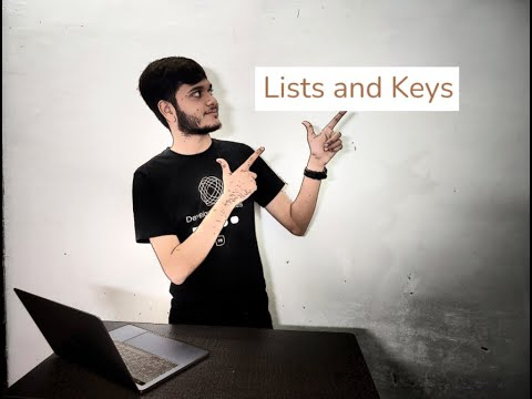 10 – List and Keys in React JS | map() Function