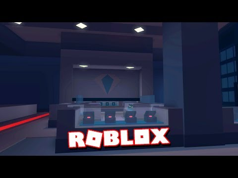 HOW TO ROB THE NEW JEWELRY STORE IN ROBLOX JAILBREAK!!