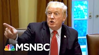 Who Sets Donald Trump's Immigration Policy? Him... Or His Staff? | The 11th Hour | MSNBC