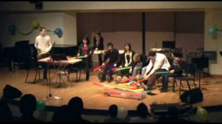 Apologize - The Boomwhacker Orchestra (FMUA)