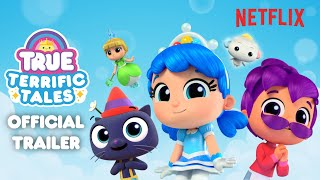 TRUE Terrific Tales Official Trailer | True and the Rainbow Kingdom Fairy Tales for Kids