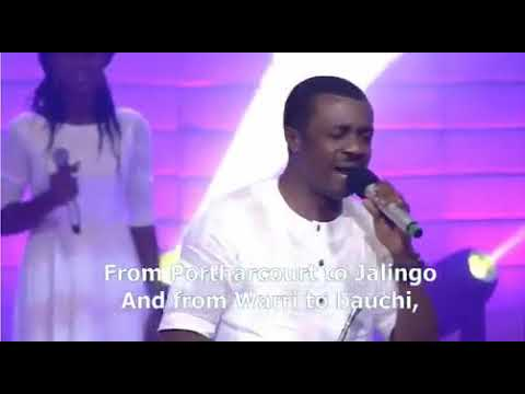 Download MINISTER NATHANIEL BASSEY WORSHIP at The African Praise Experience 2016360p
