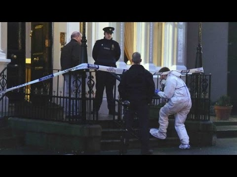 Dublin boxing weigh in Man shot dead, two men injured