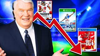 Ranking Every Madden NḞL Game From WORST to BEST!