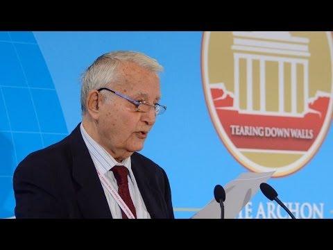 Ergun Ozbudun (2nd Archon International Conference on Religious Freedom)