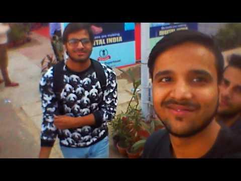 Trade fair Delhi 2016 ||Travel part 2 ||