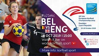 IKF U21 EKC 2019 BEL - ENG