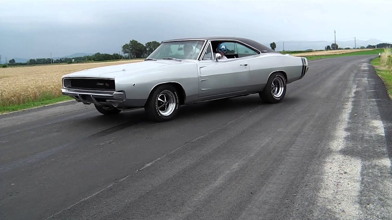 Dodge charger r t 440 1968