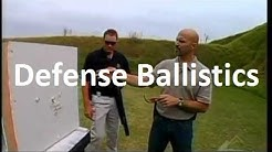 Understanding Ballistics in Home Defense