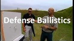 Understanding Ballistics in Home Defense