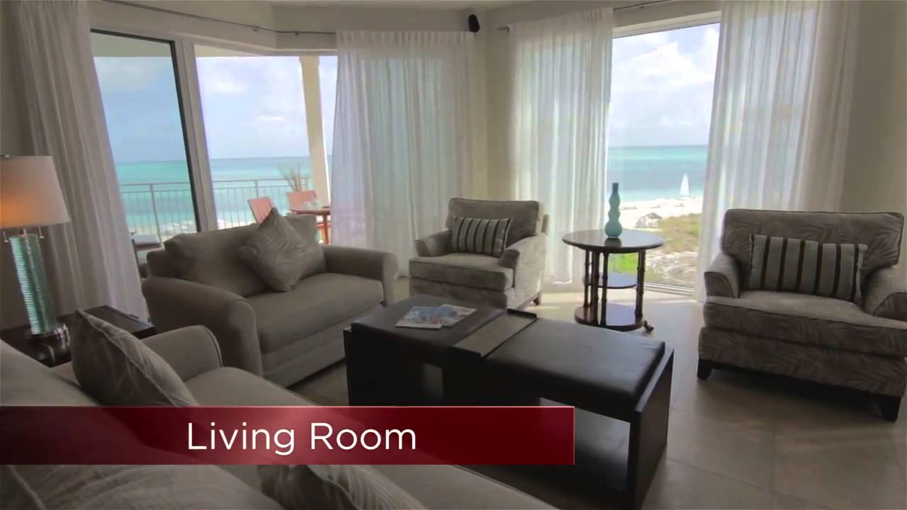 One Bedroom Suite Palms Place Ocean View Luxury One Bedroom Suite Tour At West Bay Club Youtube