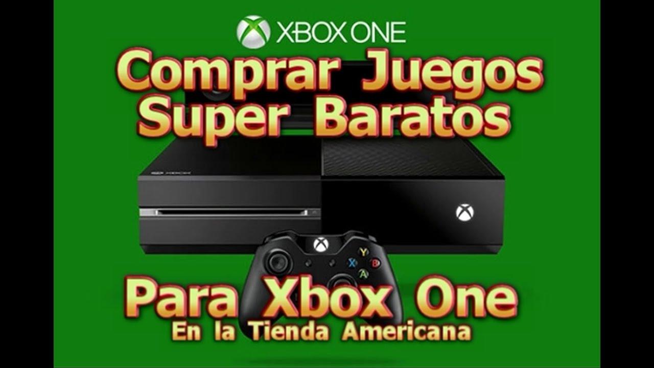 Tutorial Comprar Juegos Muy Baratos En Xbox One Tutoriales Xbox