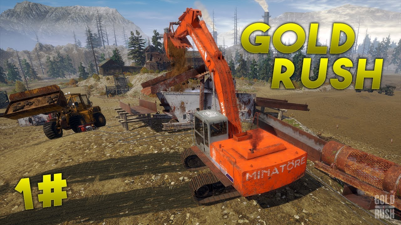 Gold Rush The Game Demo