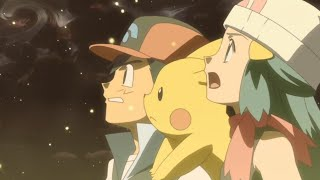 Pokemon Movie 10 The Rise Of Darkrai [AMV] - Pokemon AMV - Darkrai vs Dialga vs Palkia - AMV Pokemon
