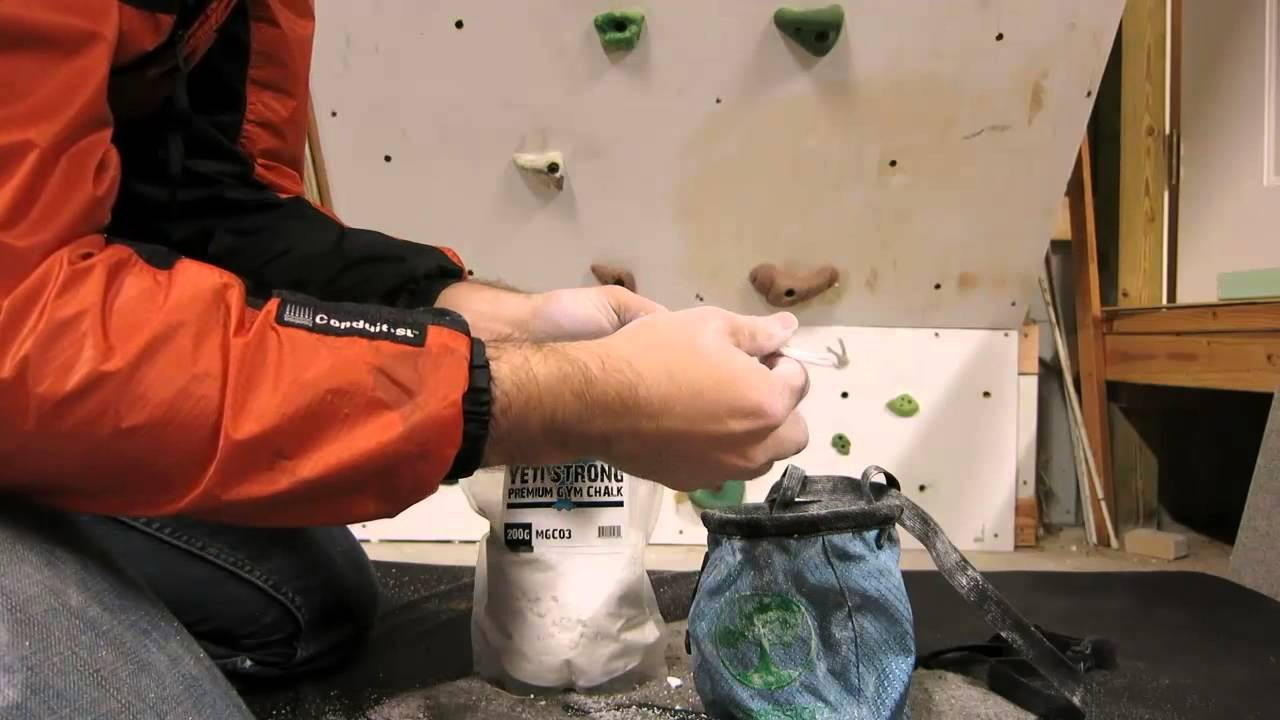 How To Use Gym Chalk Diffe Types Of Climbing Best For Weight Lifting You