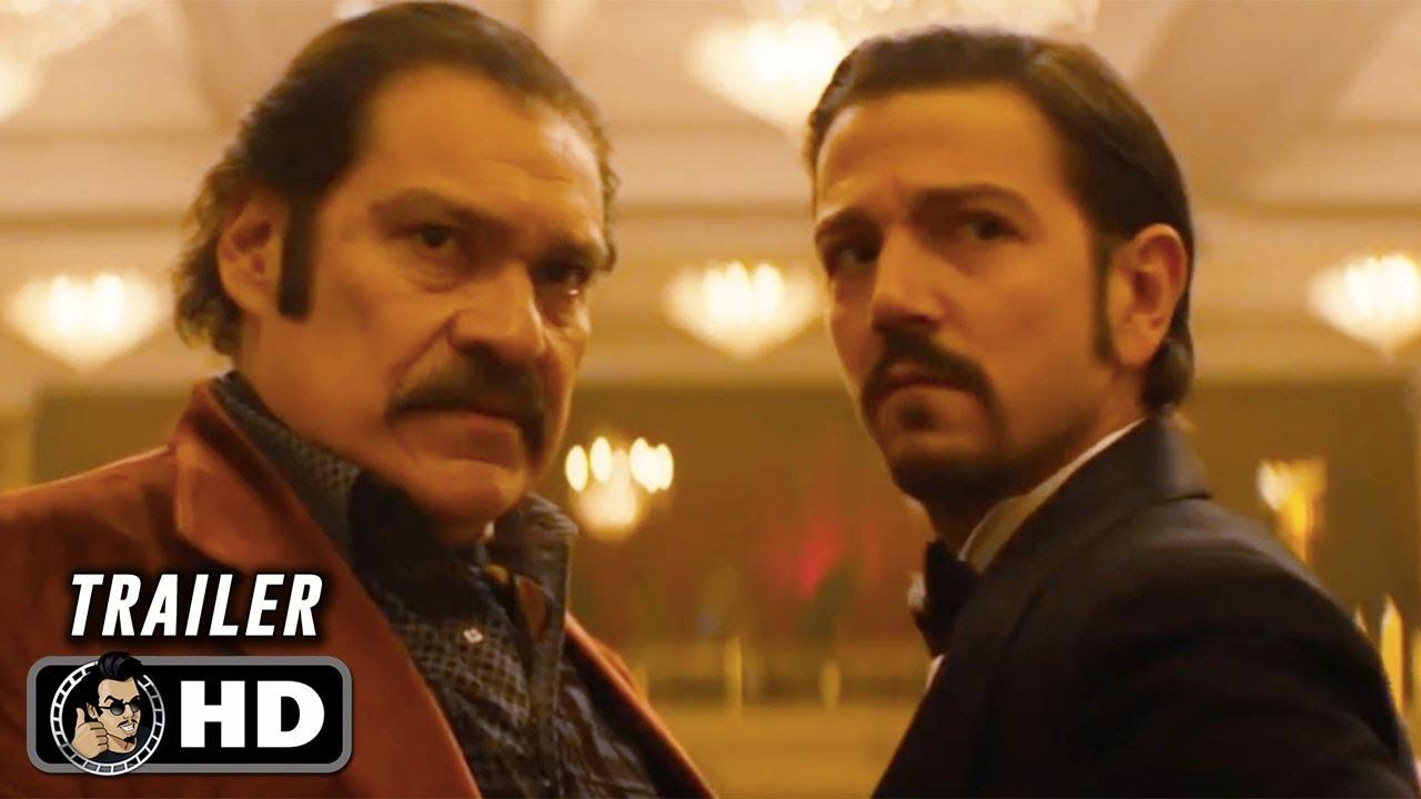NARCOS: MEXICO Season 2 Official Announcement (HD) Diego Luna Series