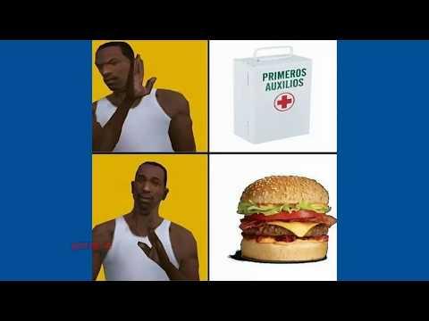 Los Mejores Memes de GTA - Solo los gamers entenderan