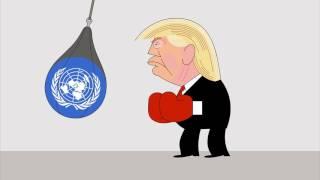 Trump: Punching Bag