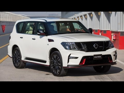 Nissan Suv Powered By Nismo Unveiled In Uae Youtube