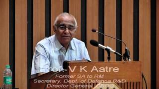 Science, Technology and the Future by Dr. V K Aatre