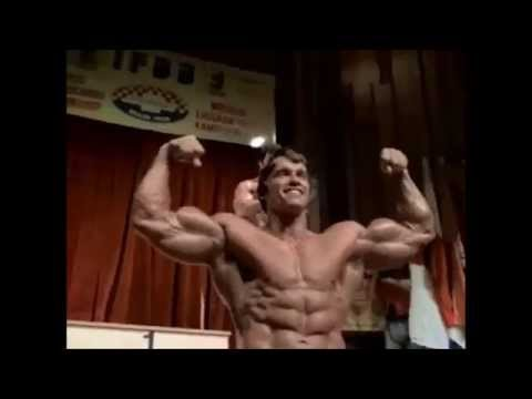 Arnold Schwarzenegger Training/tribute (burning heart -Survivor)