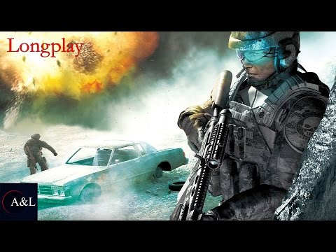 PC - Tom Clancy's Ghost Recon Advanced Warfighter 2 - Longplay [4K]