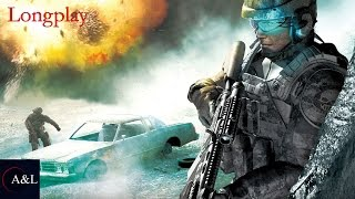 Tom Clancy's Ghost Recon Advanced Warfighter 2 - PC Longplay [4K]