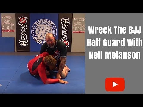 How Catch Wrestling Wrecks The Half Guard By Neil Melanson