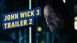 John Wick: Chapter 3 - Parabellum Trailer #2 (2019) Keanu Reeves, Halle Berry