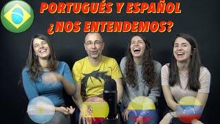 PORTUGUÉS o ESPAÑOL. ¿Nos entendemos? ¿Cómo se habla en cada país?