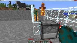Minecraft - Пулемёт.(В этом видео я расскажу вам, как сделать пулемет., 2012-05-05T04:01:10.000Z)