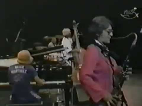 Cecil Taylor Orchestra from Two Continents - Live in Paris 1984