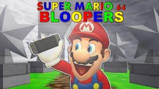 SM64 Bloopers: El juego