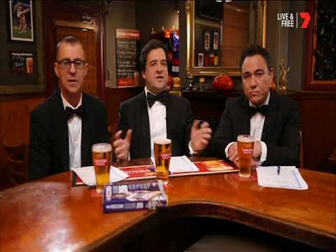 The Front Bar Look Back On Previous Brownlow Medal Nights.