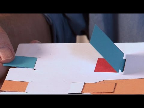 Pop-Up Tutorial 26 - Pull-strips - Part 2 - Flaps