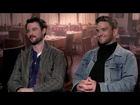 : Tom Sturridge and Evan Jonigkeit  Sweetbitter