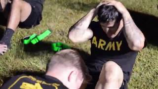25th Infantry Division Army Physical Fitness Test