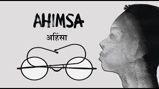Ahimsa (अहिंसा )....... a film by Vikram Nayak