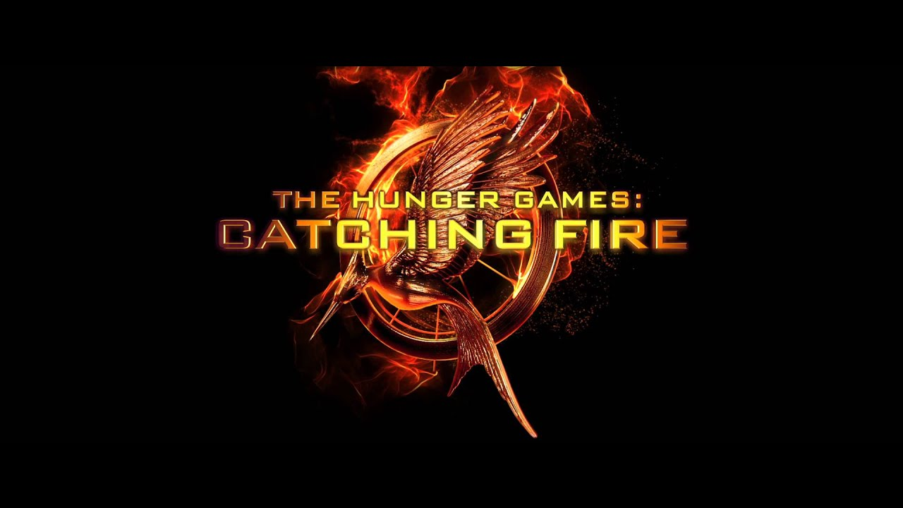 The Hunger Games: Catching Fire Title Preview - YouTube